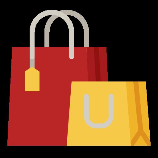Иконка на торби за пазаруване